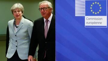 Jest porozumienie w sprawie pierwszej fazy rozmów dotyczących Brexitu