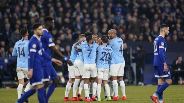Liga Mistrzów: Pobity kibic Manchesteru City walczy o życie