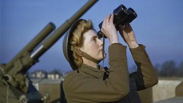 Zdjęcia z II Wojny Światowej w kolorze. Część fotografii była nieznana