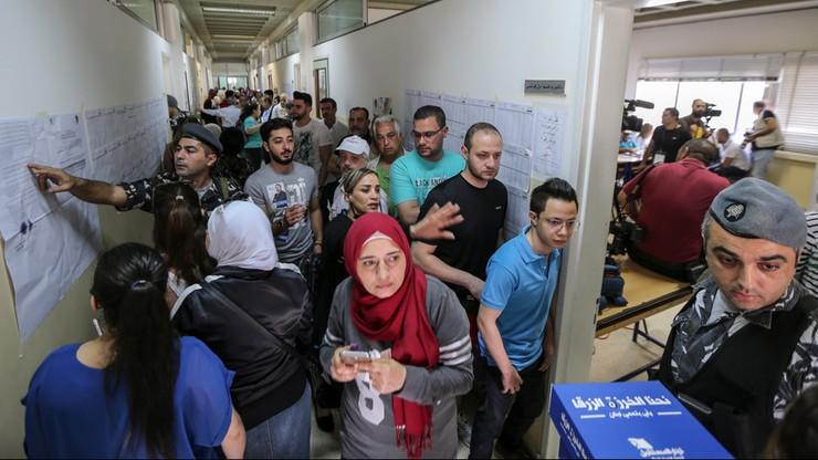 Wybory w Libanie: zwycięstwo Hezbollahu; zginęła co najmniej 1 osoba
