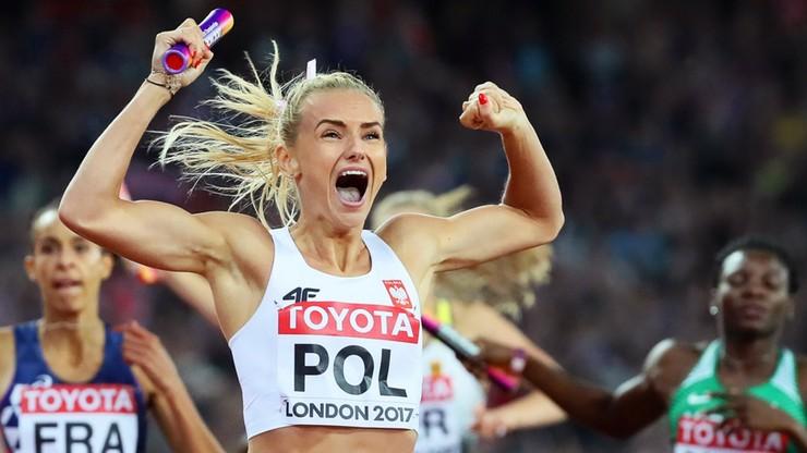 Lekkoatletyczne MŚ: Polskie medale w Londynie