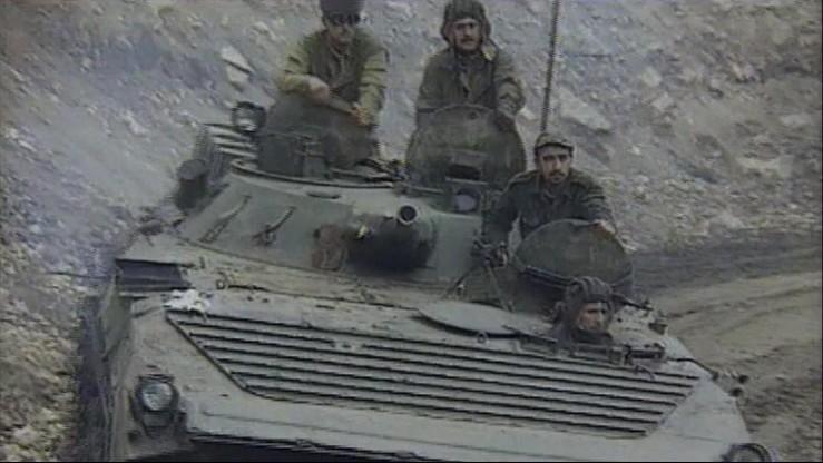 """Walki w rejonie Górskiego Karabachu. Putin apeluje o """"powściągliwość"""""""