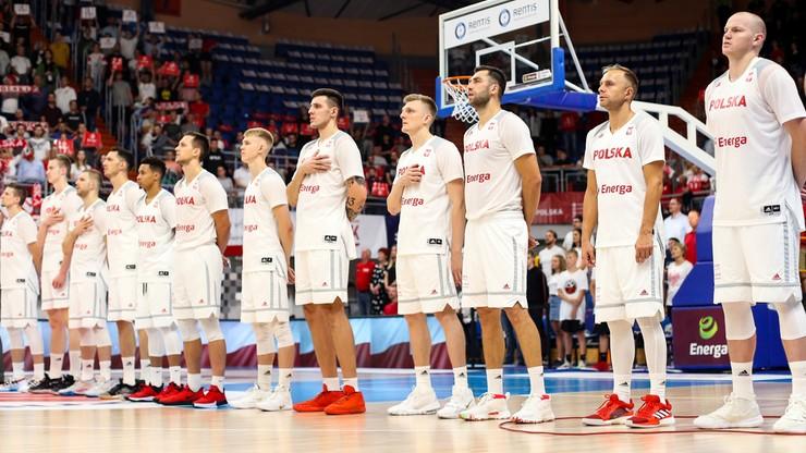 El. Tokio 2020: Polscy koszykarze w drugim koszyku przed losowaniem