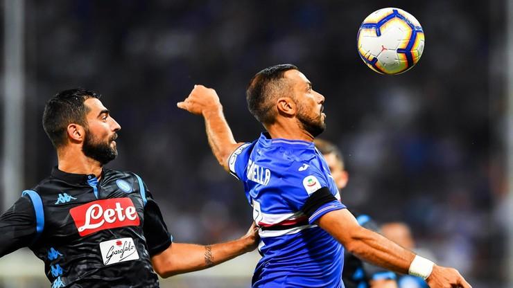 Sampdoria Genua rozbiła Napoli! Asysta Bereszyńskiego przy bramce sezonu