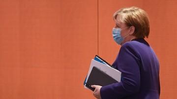 Koronawirus w Niemczech. Merkel przedłuża obostrzenia