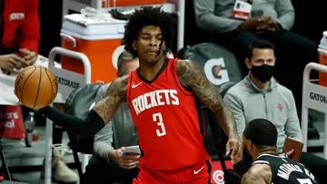NBA: Koszykarz Houston Rockets zabalował w klubie. Kara jest sroga