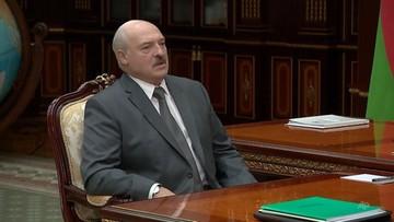 Łukaszenka: nigdy nie będziemy się godzić z wywieszaniem w Grodnie polskich flag