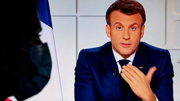 Francja: lockdown zostanie rozszerzony na cały kraj