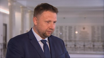 Kierwiński: Kuchciński powinien zostać wykreślony z list PiS i zniknąć z życia publicznego