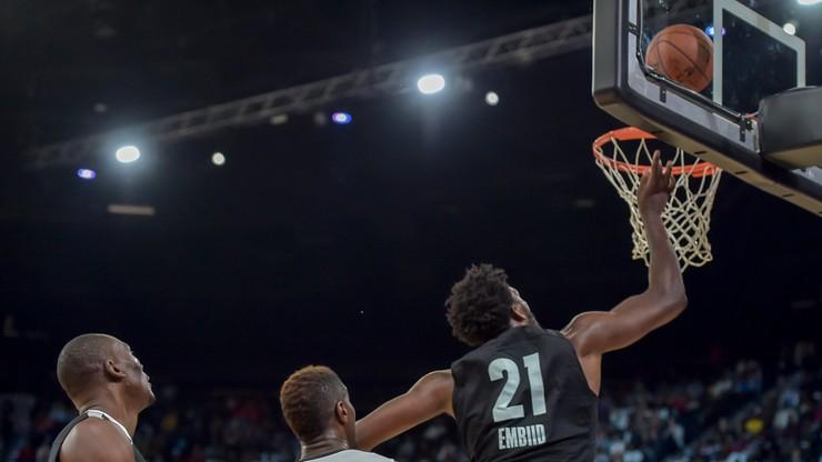 NBA: Indywidualne popisy Embiida, Jokica i Townsa