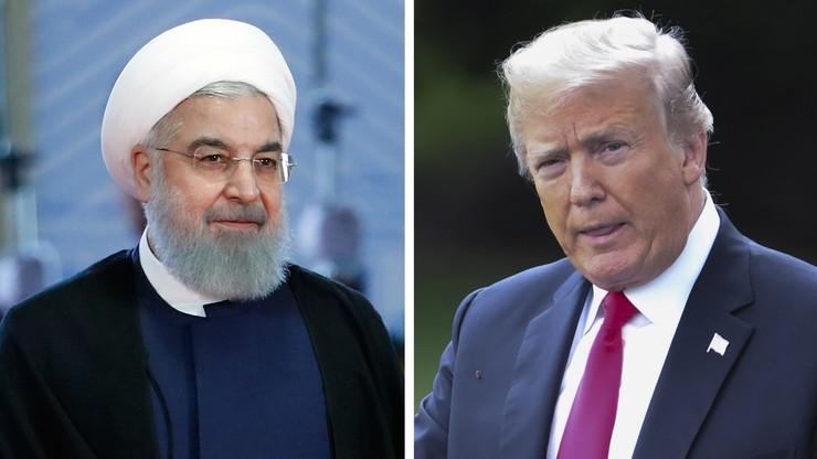 Trump: każdy, kto prowadzi interesy z Iranem, nie będzie prowadził interesów z USA