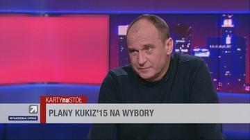 """""""Jestem w trakcie rozmów"""". Paweł Kukiz o sojuszu Kukiz-Ziobro-Duda"""