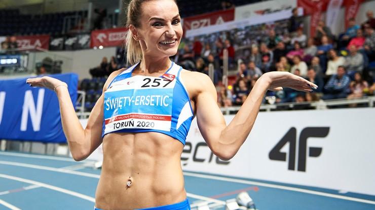 Święty-Ersetic: Nie mogę się doczekać mistrzostw świata sztafet na Stadionie Śląskim