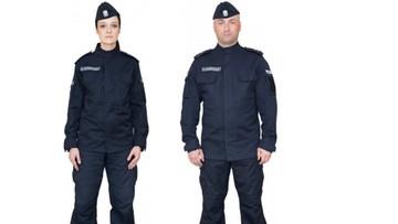 Policjanci będą mieć nowe mundury i nie będą musieli nosić czapek w samochodach służbowych