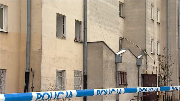 Wybuch w warszawskim bloku. Jedna osoba nie żyje