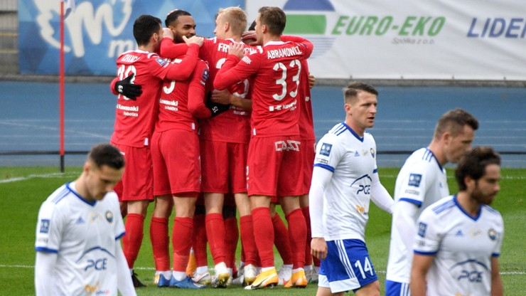 PKO BP Ekstraklasa: Stal Mielec – Wisła Kraków 0:6!