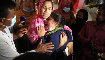 17 osób zginęło w wybuchu gazu w meczecie. Kilkadziesiąt jest rannych