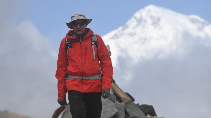 Leszek Cichy: Cieszę się, że na K2 weszli Szerpowie