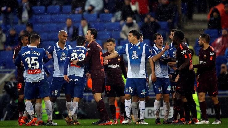 """Rasizm w La Liga? Piłkarz Barcelony nazwany """"czarnuchem"""""""