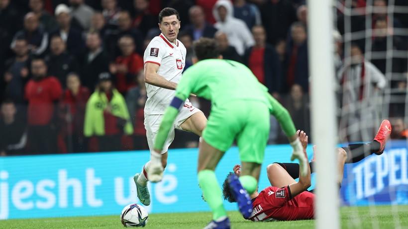 """Noty po Albanii. """"Lewandowski to maszyna. Jednak to też tylko człowiek"""""""