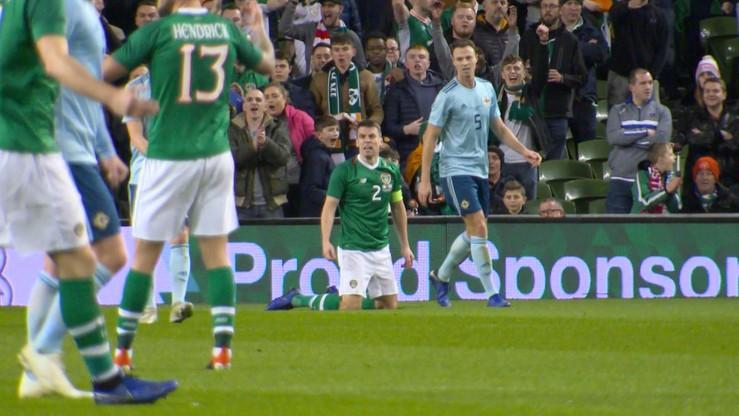 Bezbramkowy remis dwóch Irlandii