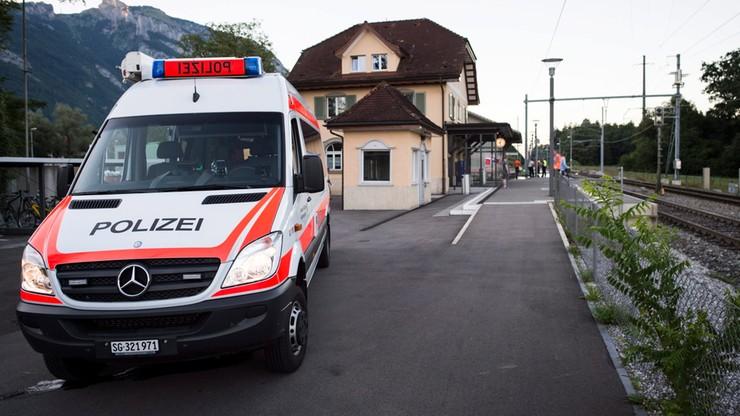 Atak nożownika w Szwajcarii