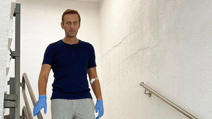 Komornicy zamrozili rachunki bankowe i zajęli mieszkanie Nawalnego