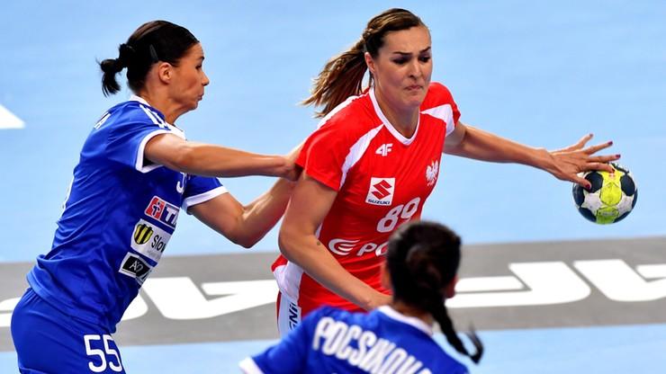 Polskie piłkarki ręczne zagrają na mistrzostwach Europy