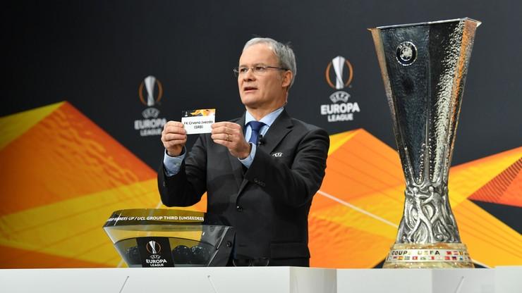 Znamy pary 1/16 finału Ligi Europy. Hit z udziałem Manchesteru United!
