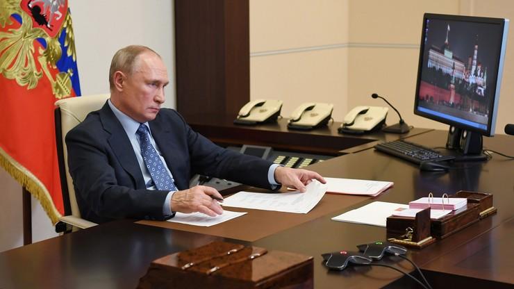 Rosja. Uchwalono nietykalność byłych prezydentów