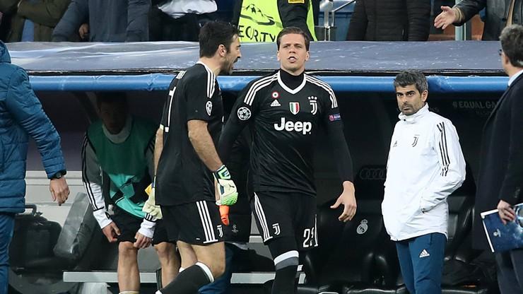 Szczęsny błysnął na fecie Juventusu! (WIDEO)