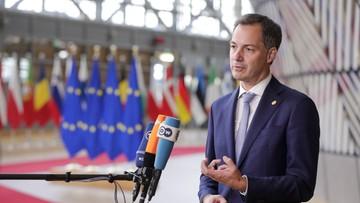 Premier Belgii o Polsce: jeśli chce się być częścią klubu, trzeba grać zgodnie z zasadami