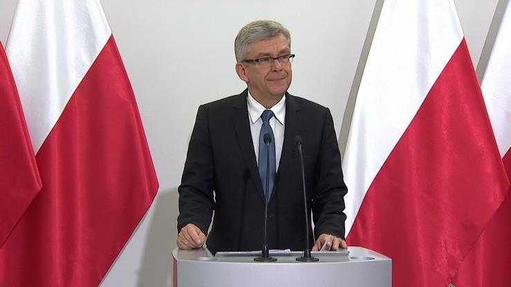 """Karczewski: """"Borusewicz poprowadzi posiedzenie Senatu przed świętami"""""""