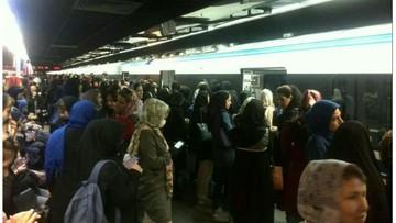 Iran: kolizja w metrze w stolicy; dziesiątki rannych