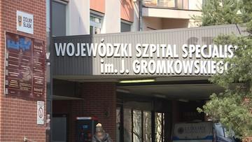Pacjent wyskoczył z okna szpitala. Miał podejrzenie koronawirusa