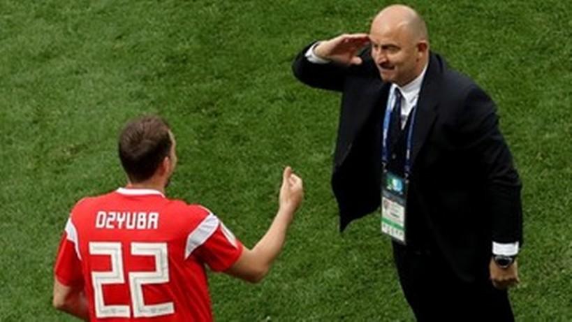 Poznaliśmy następcę Czerczesowa w reprezentacji Rosji