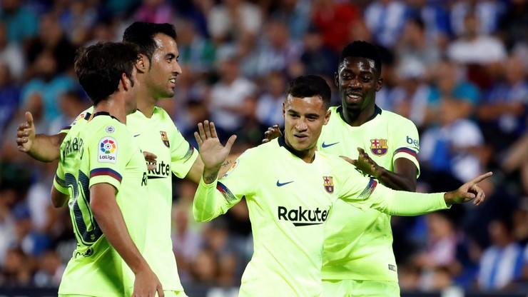 Liga Mistrzów: Tottenham Hotspur - FC Barcelona. Transmisja w Polsacie Sport Premium 2