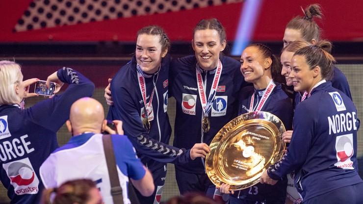 ME piłkarek ręcznych: Ósmy tytuł Norweżek