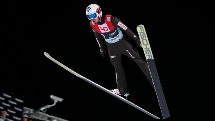 Raw Air: Stoch tuż za podium w Lillehammer
