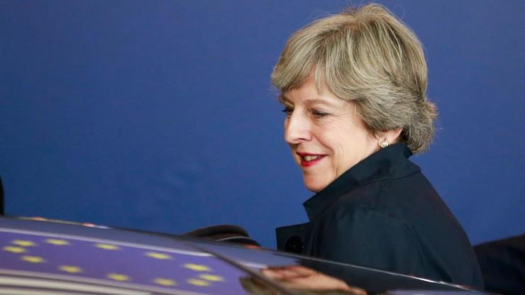 Negocjacje ws. Brexitu na szczycie UE utknęły w martwym punkcie. Premier May: najważniejszym priorytetem prawa obywateli
