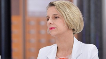 Kontrkandydatka Krasnodębskiego na stanowisko po Czarneckim wycofała swoją kandydaturę