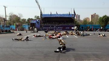 24 ofiary ataku w Iranie. Do zamachu przyznało się Państwo Islamskie