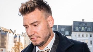 Duński piłkarz Nicklas Bendtner skazany na 50 dni więzienia
