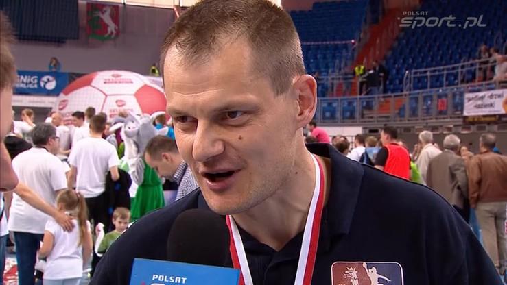 Trener Pogoni: To paradoks, ale po przegranej jestem dumny i szczęśliwy