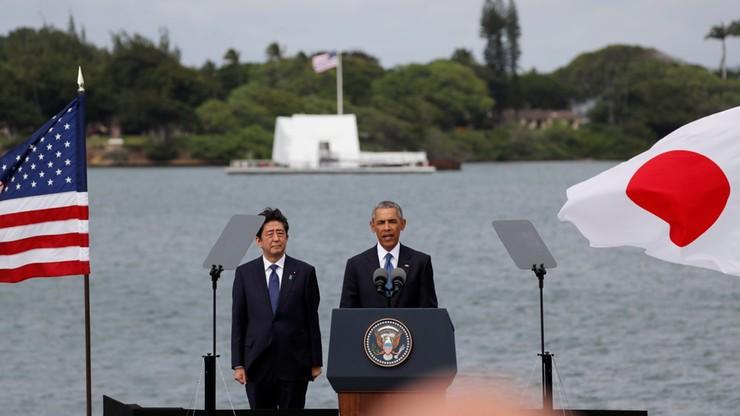 Obama: sojusz amerykańsko-japoński nigdy nie był silniejszy niż obecnie