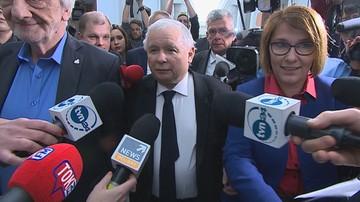 """Kaczyński w """"Sieci"""": na taśmach nie ma przekleństw ani omawiania nielegalnych działań"""