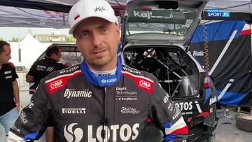 Kajetan Kajetanowicz: Jestem zadowolony z jazdy, ale jest trochę do poprawy