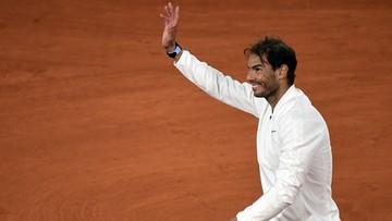 French Open: Rafael Nadal drugim półfinalistą