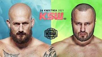 KSW 60: Czas na wielki rewanż dwóch mistrzów!