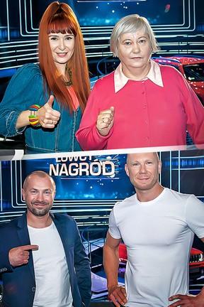 """2020-12-20 """"Łowcy nagród"""": Rodzinne duety w pogoni za marzeniami"""